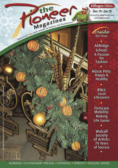 Pioneer Magazine Villages Edition - Dec 19 / Jan 20