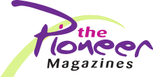 The Pioneer Magazines Logo