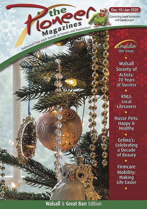 Pioneer Magazine Walsall & Great Barr Edition - Dec 19 / Jan 20