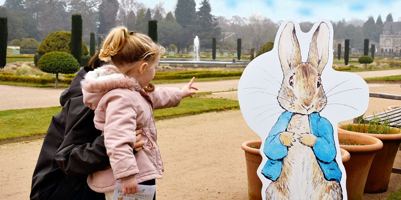 peter rabbit trail