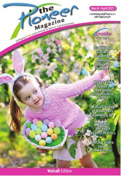 Pioneer Magazine Walsall - March 2021