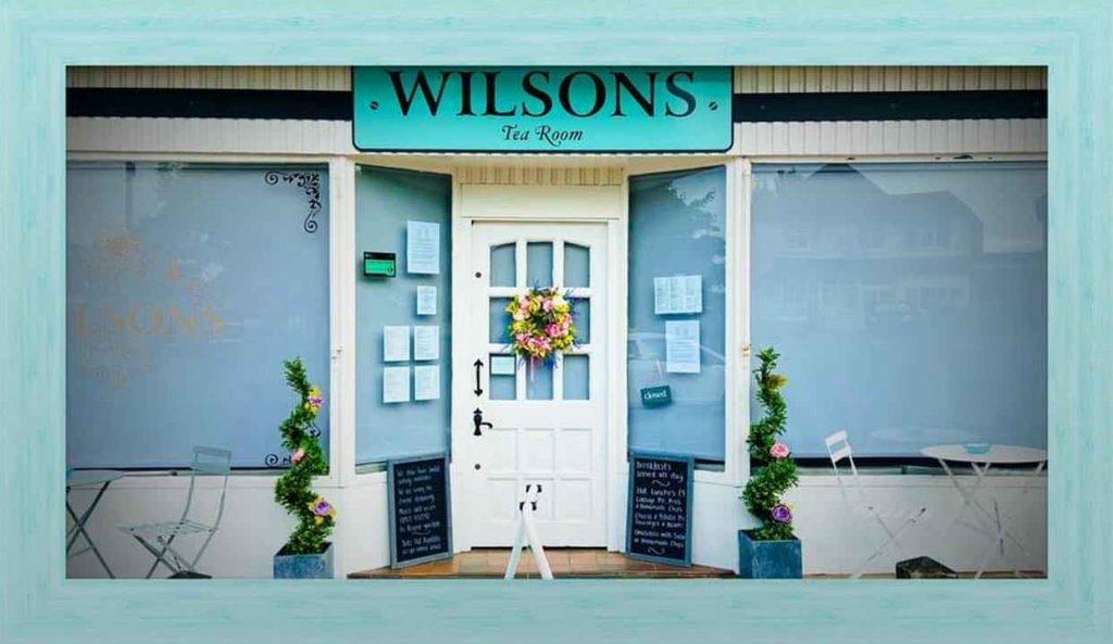 wilsons tea room