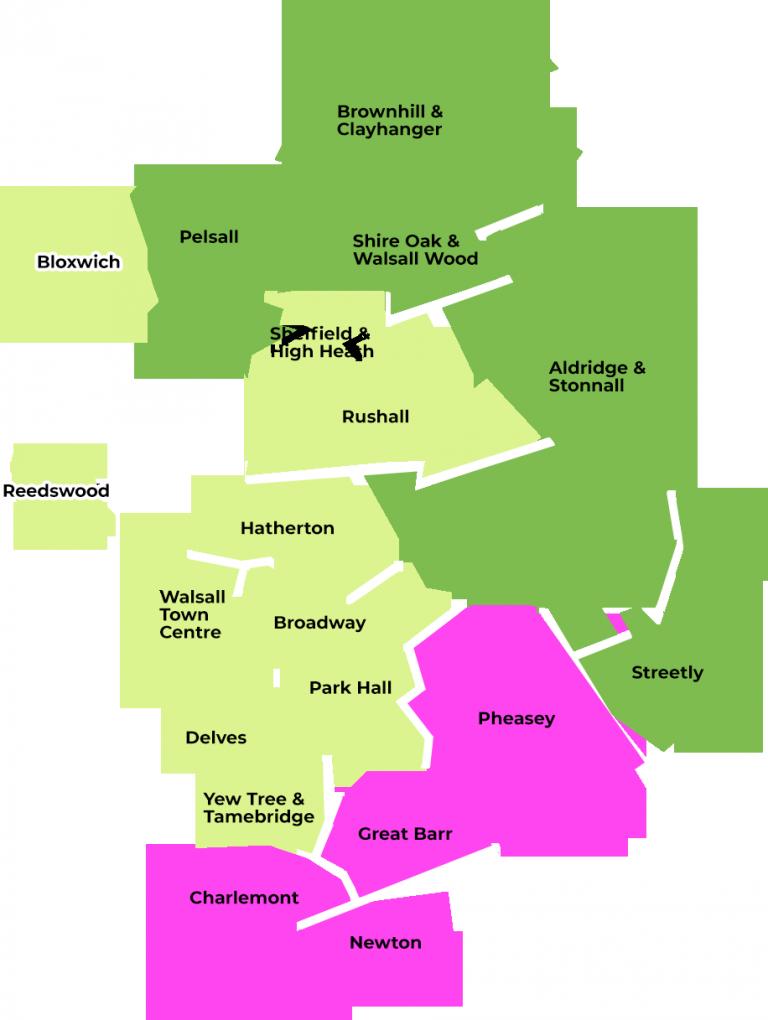 pioneer magazines distribution map